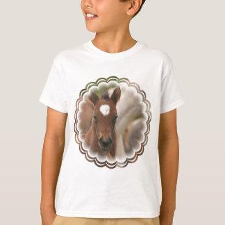 Horse Baby Kid's T-Shirt