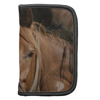 Horse Breeds Wallet Folio Folio Planners