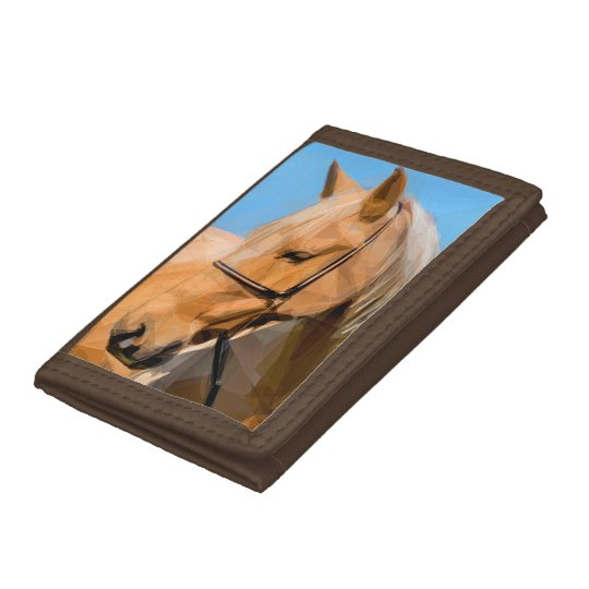 Horse Brown Wallet