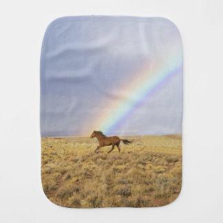 Horse Burp Cloth