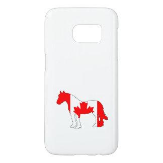Horse Canada Samsung Galaxy S7 Case