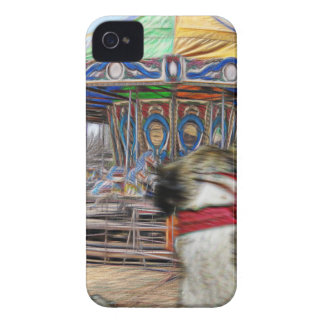 Horse Carousel Case-Mate iPhone 4 Cases