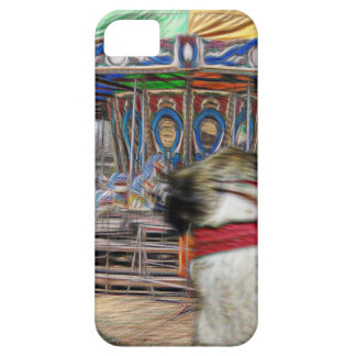 Horse Carousel iPhone 5 Cover
