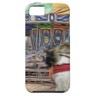 Horse Carousel iPhone 5 Covers