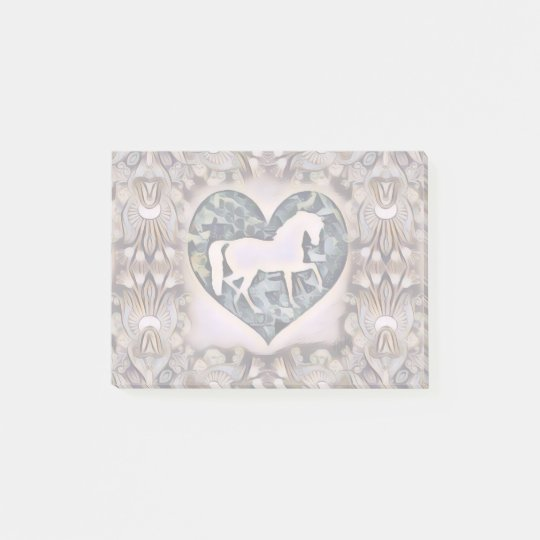 Horse Chore Reminder Post-it® Notes