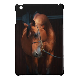 horse collection. arabian bay case for the iPad mini