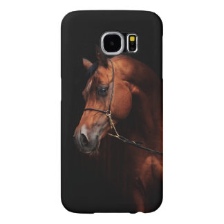 horse collection. arabian bay samsung galaxy s6 cases