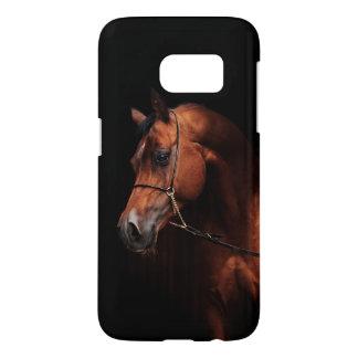 horse collection. arabian bay samsung galaxy s7 case
