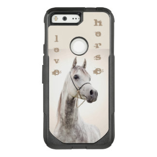 horse collection. arabian OtterBox commuter google pixel case