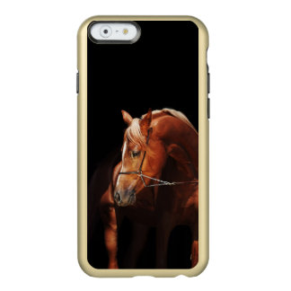 horse collection. arabian red incipio feather® shine iPhone 6 case