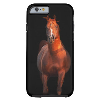 horse collection. arabian red tough iPhone 6 case