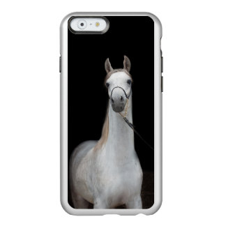 horse collection. arabian white incipio feather® shine iPhone 6 case