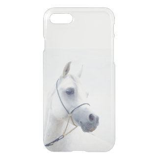 horse collection. arabian white iPhone 7 case