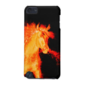 horse collection. fire iPod touch 5G cover