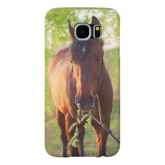 horse collection. spring samsung galaxy s6 case