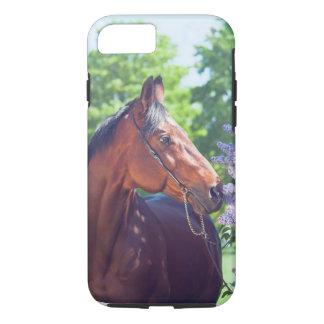 horse collection. Trakehner. spring iPhone 8/7 Case