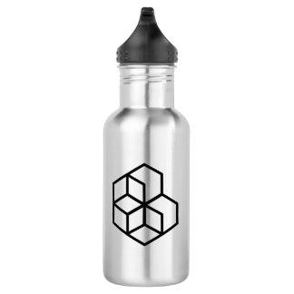 Horse (+) / Custom Water Bottle (532 ml) Stainless
