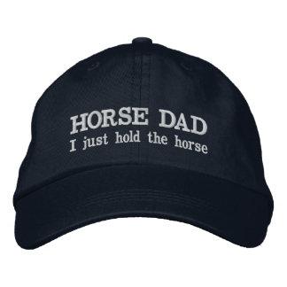 Horse Dad hat