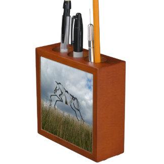 Horse Desk Organiser