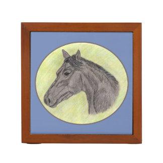 Horse Desk Organizer