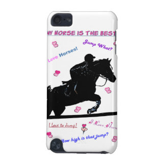 Horse Doodles Hard Shell iPod Speck Case