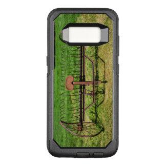 Horse Drawn Hay Rake OtterBox Commuter Samsung Galaxy S8 Case