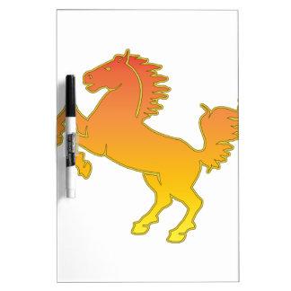 Horse Dry-Erase Whiteboards