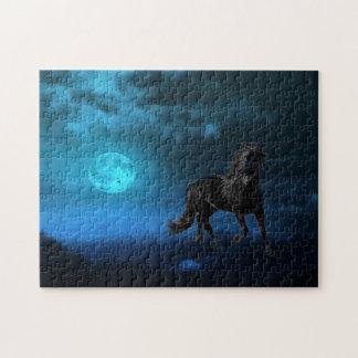 Horse fantasy jigsaw puzzle