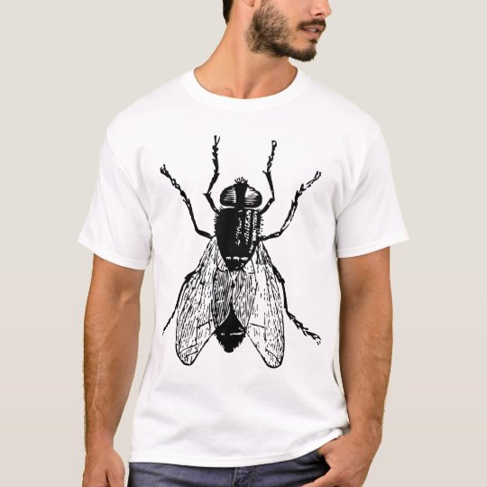 Horse fly and larva T-Shirt