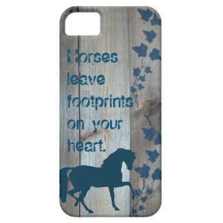 Horse Footprints iPhone 5 Case