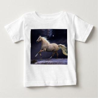 horse galloping baby T-Shirt