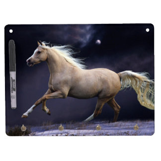 horse galloping dry erase whiteboards