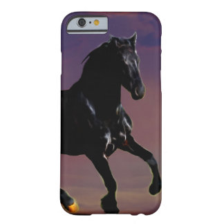 Horse galloping free barely there iPhone 6 case