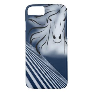 Horse gaze iPhone 7 case