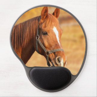 Horse Gel Mouse Pad