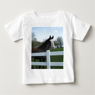 Horse, Good Morning! Baby T-Shirt