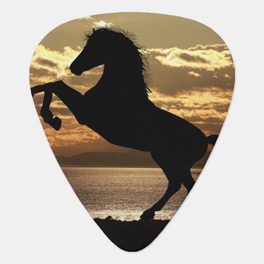 Horse Guitar Pick