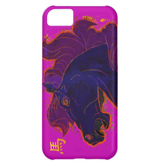 Horse Head, Animal-lover, Year of the Horse 2014 Case For iPhone 5C