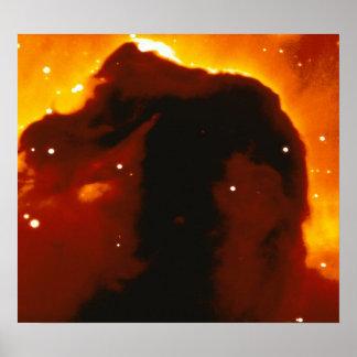 Horse-Head Nebula Poster