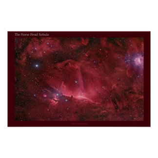 Horse Head Nebula Posters