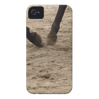 Horse hooves iPhone 4 cover