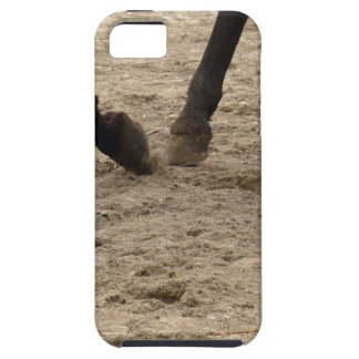 Horse hooves iPhone 5 case