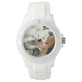 Horse Laugh Wristwatch
