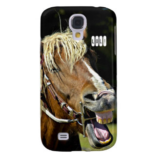 Horse LOL 3G i Galaxy S4 Covers