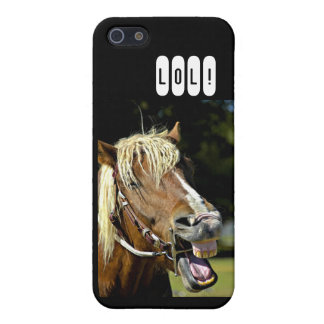 Horse LOL 4G iPhone Case Cover For iPhone 5/5S