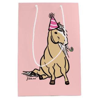 Horse Lover Medium Gift Bag