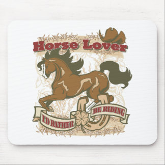 Horse Lover Mouse Pads