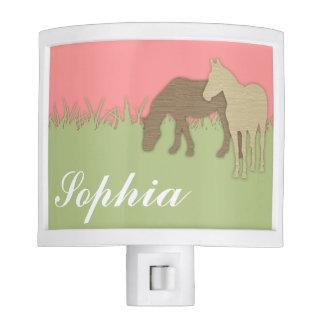 Horse Lover Night Light