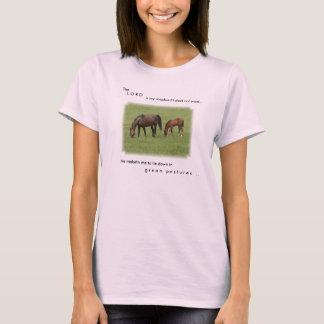 Horse Lover Scripture Tee