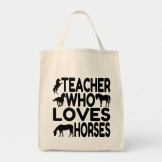 Horse Lover Teacher